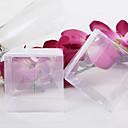 12 pièce / set titulaire de faveur - des boîtes de faveur cubiques transparents