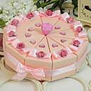 Delightfully Pink Cake Favor Box (Set of 10)