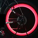 moto roda de luz luz s-forma leve fio de aço