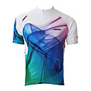 JASSGO - Mens Short Sleeve Cycling Jersey with 100% Polyesters