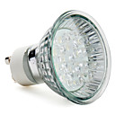 GU10 1 W 15 High Power LED 75 LM Natural White MR16 Spot Lights AC 220-240 V