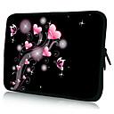Heart Bubbles Neoprene Laptop Sleeve Case for 10-15
