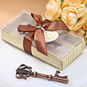 Chrome Bottle Favor Bottle Openers Classic Theme Non-personalised Chocolate 3 1/5