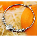 Women's Vintage Silver Fashion Bracelet