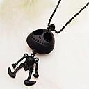 Women's Skull Bib Necklace