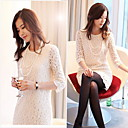 Women's 3/4 Length Sleeve Lace Dress