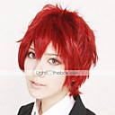 Sasori Red Cosplay Wig