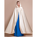 Wedding / Party/Evening Satin Ponchos Wedding  Wraps