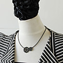 Punk Gear Pendant Necklace