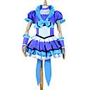 Cosplay Costume Inspired by Suite PreCure♪ Siren/Ellen Kurokawa/Cure Beat