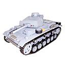 1:16 RC Tank Tiger Radio Remote Jouets contrôle Réservoirs