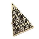 Vintage Piramide squillo di apertura