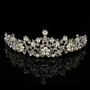 Women's Rhinestone/Alloy/Imitation Pearl Headpiece - Wedding Tiaras