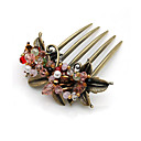 Women's Crystal/Alloy Headpiece - Wedding/Special Occasion/Casual Hair Combs
