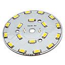 9W 18x5630SMD Warm White Light Aluminum Base LED Emitter (29-31V)