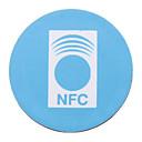 Tag NFC avec colle arrière (10 Pcs)