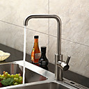 Sprinkle® Sink Faucets Centerset with Brushed Single Handle One Hole
