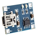 Mini USB 1A Lithium Battery Charging Board Charger TP4056