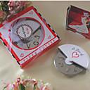 미니 피자 상자의 스테인리스 피자 커터