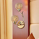 K9 Crystal Chic Wall Light With 2 Lights 220-240V