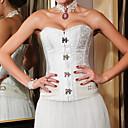 Modèle de brocard fermoir attaches classique de corset Lolita