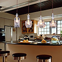 Max 40W*4 Modern/Contemporary / Traditional/Classic / Vintage / Island Bulb Included Metal Pendant Lights Dining Room