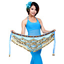 Poliéster dancewear Belly Dance Belt For Ladies (mais cores)