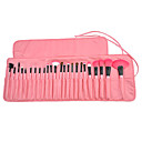 Make-up For You 24pcs Professional Cosmetic Brush Set(Pink)