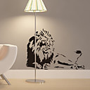 Animal Lions Home Decal Wall Stickers