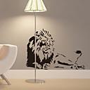 Animais Lions Início Decal adesivos de parede