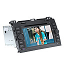 7Inch  2 DIN In-Dash Car DVD Player for Toyota-Prado 2002-2009 with GPS,BT,IPOD,RDS,Touch Screen