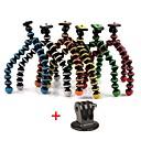 USD $ 4,70 - Tragbarer Universal Ständer mit Halterung + Mini Octopus Stativ für Gopro Hero 2/3/3 +