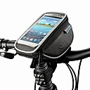 Roswheel Cycling Bike Bicycle Front Top Frame Handlebar Bag Pouch for 5in Cellphone 1.5L 11810