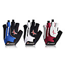 MYSENLAN Cycling Gloves Fingerless Anti-skid Short Finger Cycling Gloves M81005