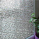 Classic Cobblestones Pattern Window Film