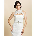 Sleeveless Beading Wedding/Special Occasion Wraps(More Colors) Bolero Shrug