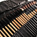 32pcs pinceaux de maquillage, cosmétique professionnelle Make Up Brush Set