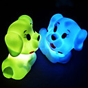 Chiot Rotocast changeant de couleur Night Light