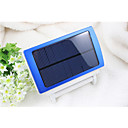 Portable Solar Power bank 10000mAh Mobile Battery Charger for iphone 6/6 plus/5/5S/Samsung S4/S5/Note2