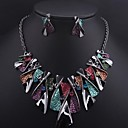 Women's Alloy Jewelry Set Non Stone