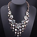 Women's Rhinestone Necklace Birthday/Gift/Party/Daily/Causal Multi-stone