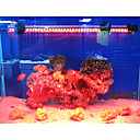 19cm Red Energispar Ekstremt sterkt LED Aquarium Lett Fishbowl Dykking Lights