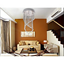 Modern Simple Style 4 Lights Crystal Chandelier Lights