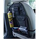 Back Seat Multi Pocket Storage With Dustproof Protective Sleeve