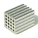 200pcs 3x1mm NdFeB Neodym Magnet Kreiszylinder DIY Puzzle Set