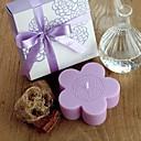 Bougies ( Lilas ) Fête prénatale