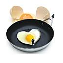 hjerteformet stekt egg mold
