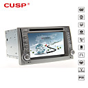 CUSP® 6.2 Inch 2Din In-Dash Car DVD Player for HYUNDAI H1 2007-2013 Support GPS,BT,RDS,Game,iPod
