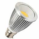 7W B22 LED Spotlight MR16 1 High Power LED 550-630 lm Warm White DC 12 V