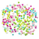 240 pcs Five-pointed star Pearly Luster Nail Art Decoration